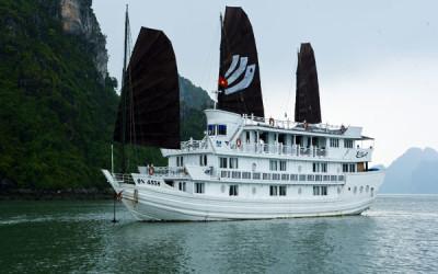 Bhaya Cruise Halong bay
