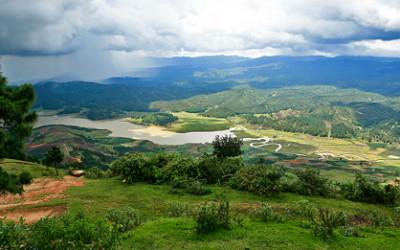 Da Lat - Trekking to Langbiang Summit