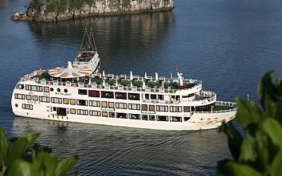 Halong bay 5 star cruises