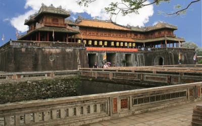 Hoi An Village and Hue Citadel