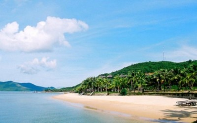 Nha Trang monkey island and Roc Let beach