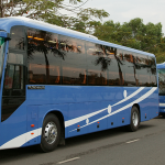 The sinh tourist bus - Sinhcafe Travel