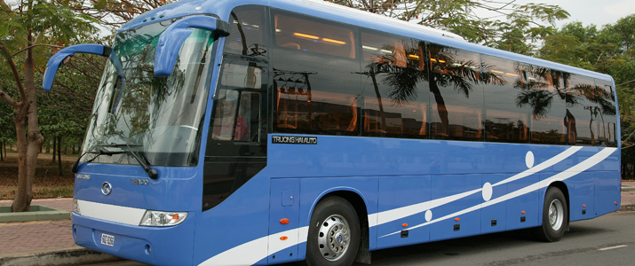 The Sinh Tourist Bus
