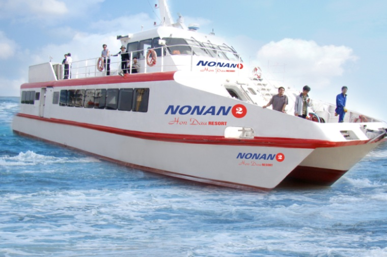 speed boat tickets