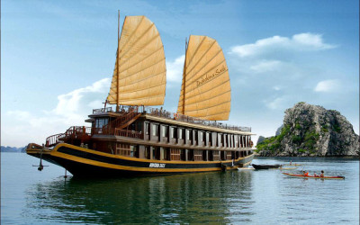 Indochina Sail Cruise Overview