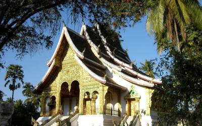 Luang Prabang city in Laos