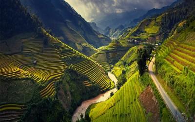 Meo vac Ha Giang Vietnam