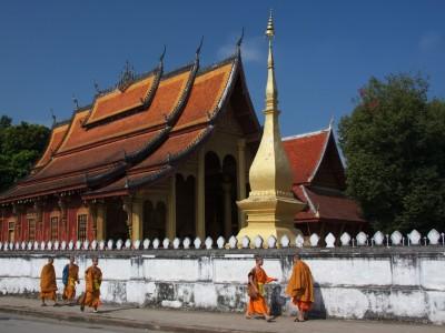 Wat Sen in Luang Prabang