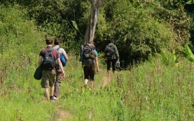 Ban Muang Kai trekking tour 1